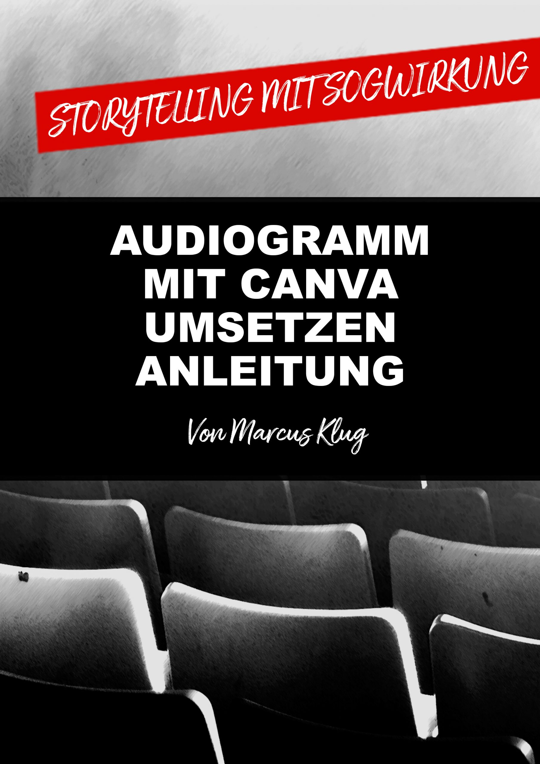Cover Audiogramm mit Canva